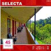 Hotel 50 Kamar Luas 16.185 Di Selekta Kota Batu Malang _ 586.18 (27484475) di Kota Malang