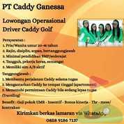 Pramugolf Caddy Senayan (27484771) di Kota Jakarta Pusat
