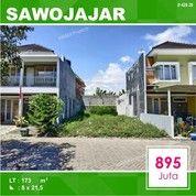 Tanah Kavling Luas 173 Di Sawojajar Kota Malang _ 428.20 (27488691) di Kota Malang