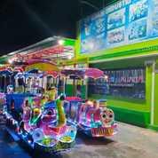 Sewa Odong Kereta Motor Thomas Gajah Mini Pancingan Elektrik Risma (27493867) di Kab. Sabu Raijua