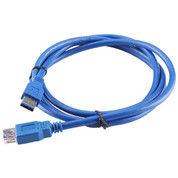 Kabel Ekstensi Extension Perpanjangan USB 3.0 Male Ke Female 1.5M (27495387) di Kota Surakarta