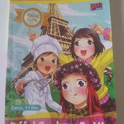 Kecil-Kecil Punya Karya (Kkpk) Eiffel Cooking Battle By Zakia Artanti Ratnadewi (2749927) di Kab. Ngawi