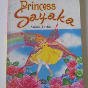 Kecil-Kecil Punya Karya (Cerita KKPK Terbaru): Princess Sayaka By Salma (2750069) di Kab. Ngawi