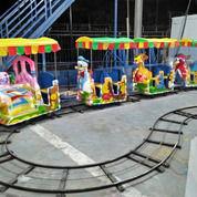 Kereta Lantai Odong Plat Fiber Lengkap (27502503) di Kab. Purbalingga
