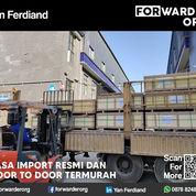 JASA IMPORT DAN DOOR TO DOOR TERMURAH | FORWARDER ORG (27510135) di Kota Jakarta Barat