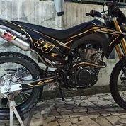 MOTOR HONDA CRF 150 L BEKAS (27510579) di Kota Makassar