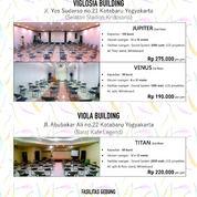 Persewaan Meeting Room Di Yogyakarta Kapasitas 40 Orang (27510911) di Kota Yogyakarta
