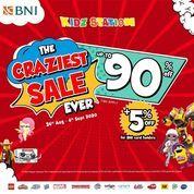 Kidz Station The Craziest Sale Up To 90 % (27512879) di Kota Jakarta Selatan