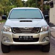 Toyota Hilux D Cab 2.5 Tahun 2012 Silver Metalik (27518767) di Kab. Tulungagung