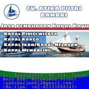 Menerima Jasa Pembuatan Kapal Pinisi Wisata, Kapal Ikan Dan Kapal Cargo Bahan Dari Kayu (27518899) di Kab. Bulukumba