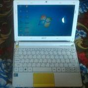 Notebook Acer Aspire One Happy 2 Ram 2Gb Hdd 320Gb Siap Pakai (27520347) di Kota Palembang
