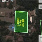 Lahan Komersil 3200m2 - Setu Kab. Bekasi (27523467) di Kab. Bekasi