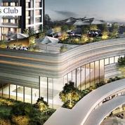 Apartemen Type Studio Full Furnished The Fritz Raya Serpong (27525975) di Kota Tangerang