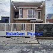 Rumah Baru Gress Minimalis Babatan Pantai Lokasi Strategis (27527703) di Kota Surabaya