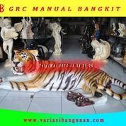 Patung Hewan Macan (27529667) di Kota Magelang