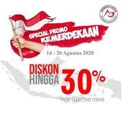 ANEKA JAYA PROMO DISKON KEMERDEKAAN SAMPAI AKHIR BULAN AGUSTUS (27532119) di Kota Makassar