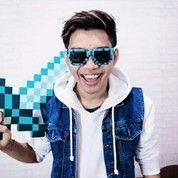 Kacamata Minecraft Frost Diamond Untuk Anak Kesayangan (27536231) di Kota Medan