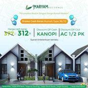 Rumah Strategis Hanya 1,5 Km Dari Rencana Tol Setu (27540595) di Kab. Bekasi