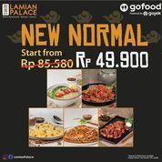 Lamian Palace New Normal Special Price (27552555) di Kota Jakarta Selatan