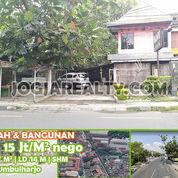 Tanah Beserta Bangunan 2 Lantai Area Umbulharjo Kota Jogja (27553075) di Kota Yogyakarta