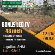 Bonus Smart TV 43 Inch Beli Kavling Green Buah Batu (27557551) di Kota Bandung