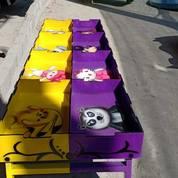 Set Lengkap Meja Pasir Kinetik Pelangi (27574627) di Kab. Garut
