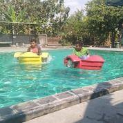 Mainan Air Hand Boat Perahu Kayuh Tangan (27574923) di Kab. Malang