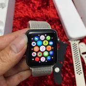 Apple Watch Series 3 42mm GPS Cellular Bekas Pakai (27588271) di Kota Jakarta Selatan
