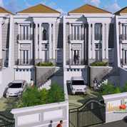 Rumah Baru 3 LT Mewah Dan Nyaman, Classic Modern Di Bona Vista Lebak Bulus Jaksel (27596787) di Kota Jakarta Selatan