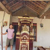 Mimbar Masjid Khutbah Podium Ukir Jepara Mewah 72829 (27597315) di Kota Jakarta Barat