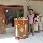 Mimbar Podium Masjid Khutbah 628289 (27598223) di Kota Tangerang