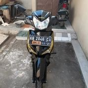 Supra X 2016 Km Rendah Tangan Pertama Plat Ab (27598879) di Kota Yogyakarta
