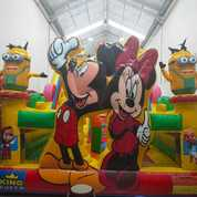 Rumah Balon Loncat Istana Balon Bompes Odong Wahana Mainan Anak (27600651) di Kab. Indramayu