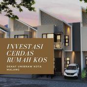 Investasi Cerdas, Rumah Kos Berkah Tanpa RIBA Kota Malang,Harga Musyawarah, Dekat UNIBRAW (27610927) di Kota Malang