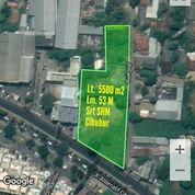 Lahan Komersil 5500 M2 - Cibubur Kodya Bekasi (27612859) di Kota Bekasi
