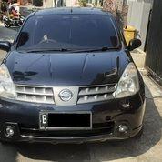 NISSAN Grand Livina XV 1.5 Ultimate 2009 Metic Warna Hitam (27615963) di Kota Jakarta Selatan