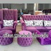 Sofa Wingchair Purple (27618267) di Kab. Sidoarjo