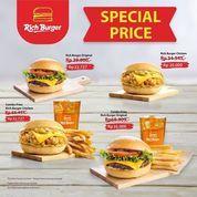 Rich Burger Special Price (27629979) di Kota Jakarta Selatan