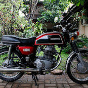 Honda Cb200 Tahun 1986 Terawat (27630515) di Kab. Sleman
