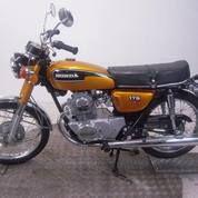 Honda Cb175 Tahun 1982 Kinclong (27630575) di Kab. Ciamis