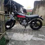 Honda Gl 100 Tahun 1980 Mulus Terawat (27630779) di Kota Cilegon