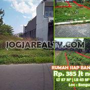 Tanah Letter T Barat Jalan Magelang Tegalrejo Yogyakarta (27634279) di Kota Yogyakarta