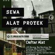 LIFT BARANG - ALAT PROYEK PEMBANGUNA (27644491) di Kota Semarang