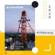 LIFT MATERIAL - ALAT PROYEK PEMBANGUNAN (27645063) di Kota Pontianak