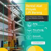 LIFT BARANG MATERIAL PROYEK (27652139) di Kota Bukittinggi