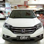 Crv 2.4 Prestige At 2014 Putih (27653635) di Kota Surabaya