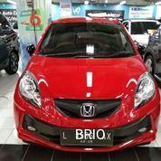 Brio E Ckd At 2015 Merah (27653835) di Kota Surabaya