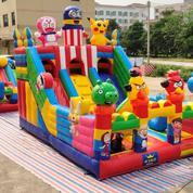 Istana Rumah Balon Ready Stok Bahan King Super Tebal (27656695) di Kota Medan