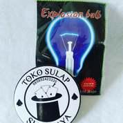 Alat Sulap Explosion Bulb Atw Magic Lampu (27682363) di Kota Pasuruan