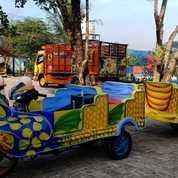 Kereta Motor Naga Lampu Hias Usaha Keliling Berkah (27685259) di Kab. Cilacap